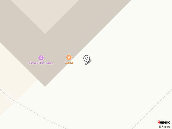 Вдомике на карте Тюмени
