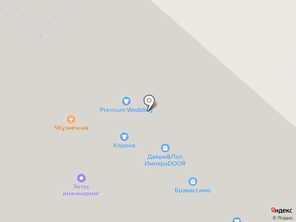 Дверной Дом на карте Тюмени