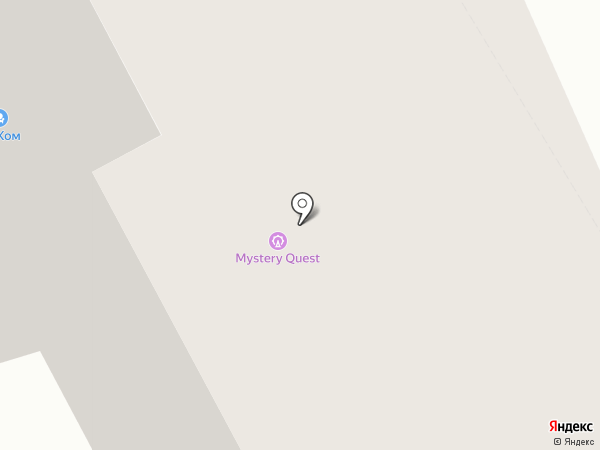 Меркурий на карте Тюмени