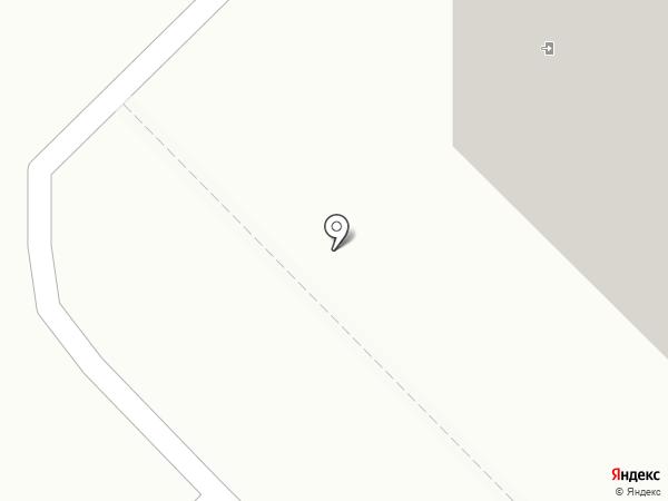 Почерк пекаря на карте Тюмени