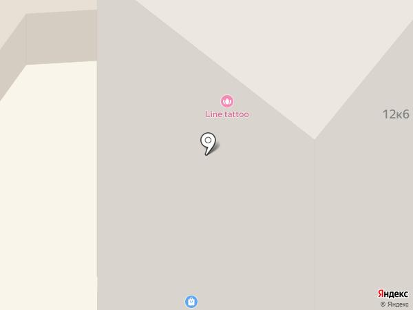 Ладушки на карте Тюмени