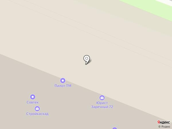 Арт Дизайн на карте Тюмени