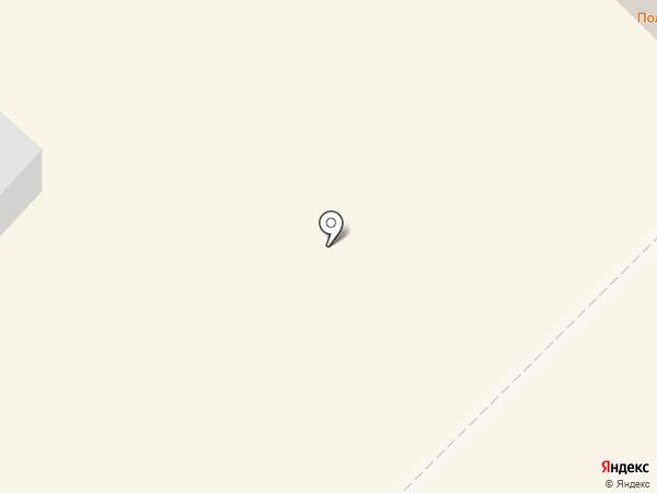 Поль Бейкери на карте Тюмени