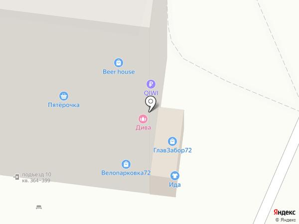 Glass Box на карте Тюмени