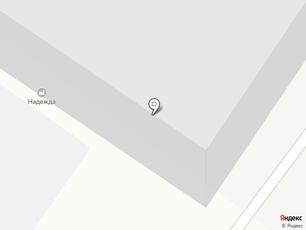 Прямые поставки на карте Тюмени