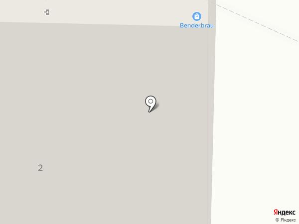 МастерСервис72 на карте Тюмени