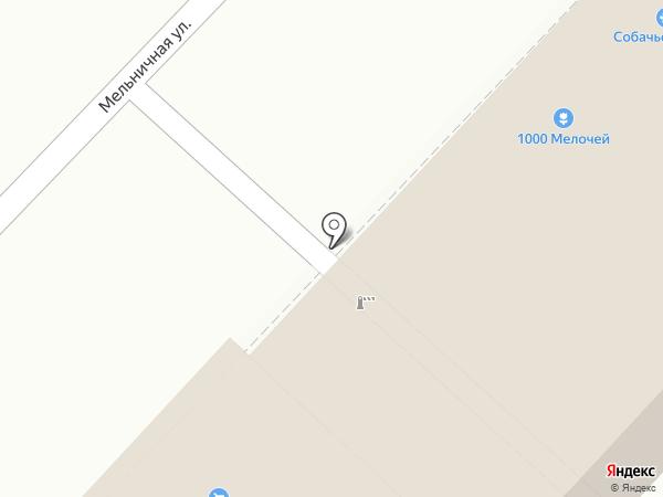 Che-Studio на карте Тюмени