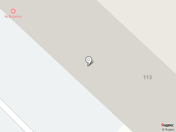 Семейный на карте Тюмени