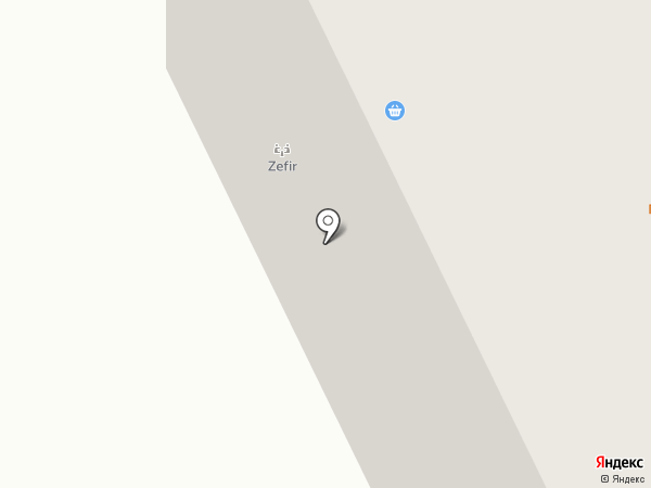 Эмилья на карте Тюмени