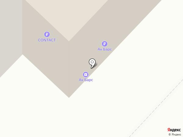 Банкомат, АК Барс банк, ПАО на карте Тюмени