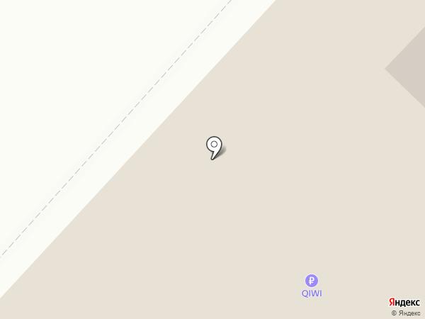 Находка на карте Тюмени