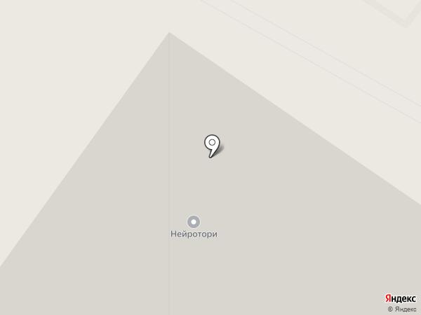 Деметра на карте Тюмени