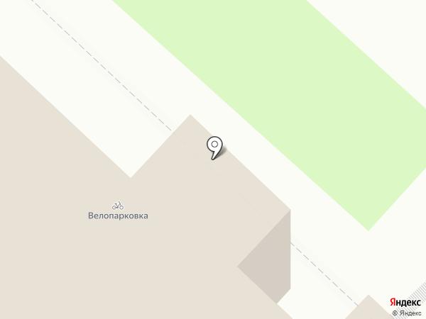 Бизнес-инкубатор на карте Тюмени