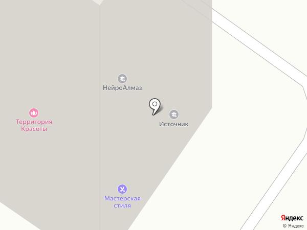 Время приключений на карте Тюмени