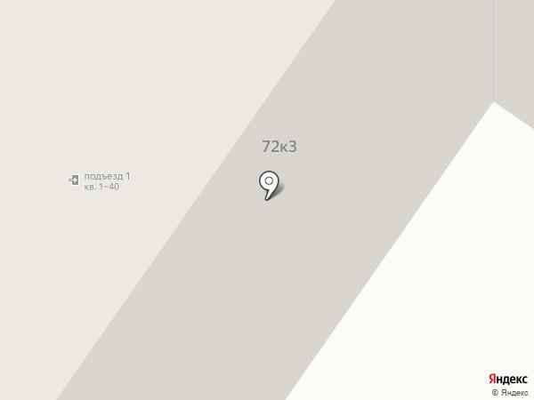 Кварт-Отель на карте Тюмени