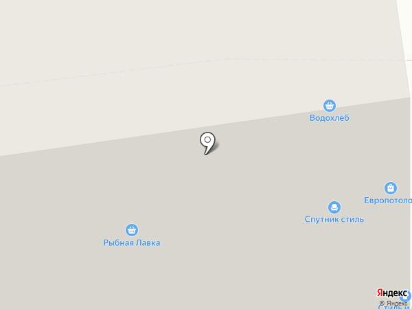 Индюшкин-Тюмень на карте Тюмени