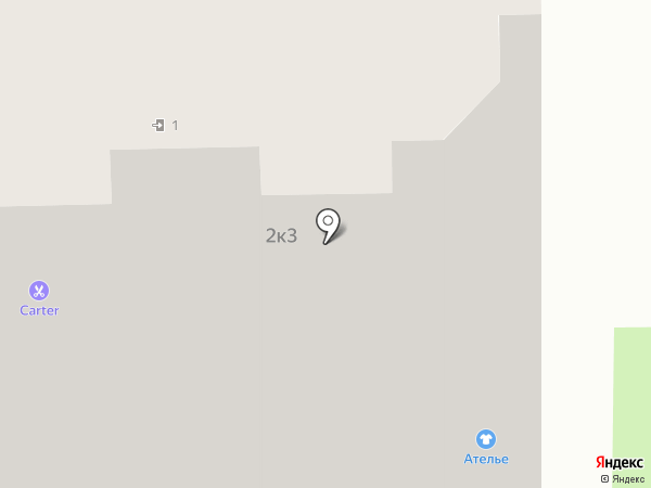 Аст-Инвест Тюмень на карте Тюмени