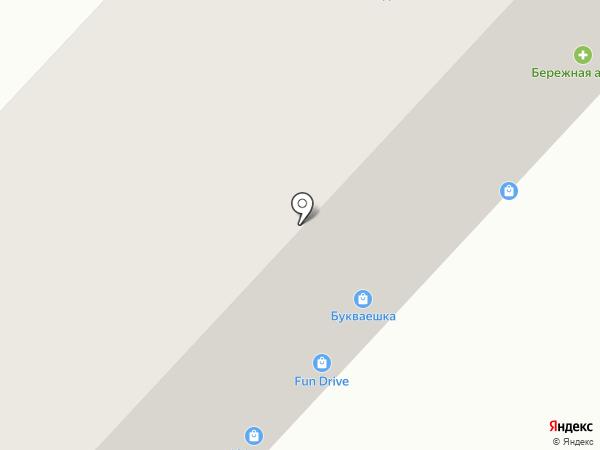 Адвокат Борец А.В. на карте Тюмени