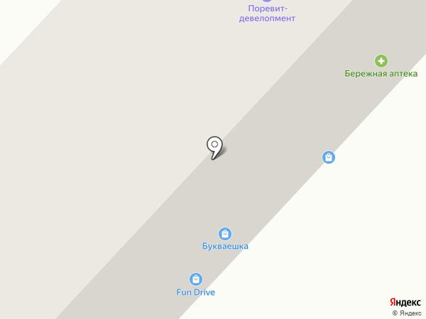Магазин ревизионных люков на карте Тюмени