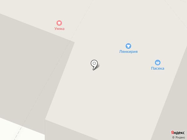 ЗАПРАВЛЯЙка на карте Тюмени
