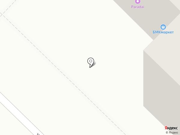 РАВИС на карте Тюмени