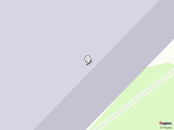Нефтегазовый колледж им. Ю.Г. Эрвье на карте Тюмени