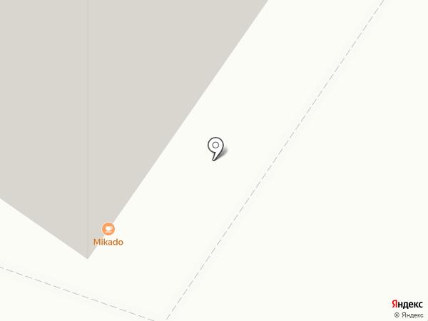 Mikado на карте Тюмени
