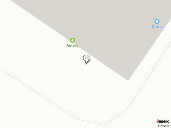 ЗдравСити на карте Тюмени