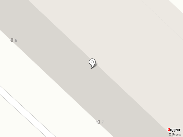 Продуктовый магазин на карте Тюмени