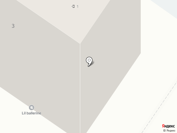 Инко и К на карте Тюмени