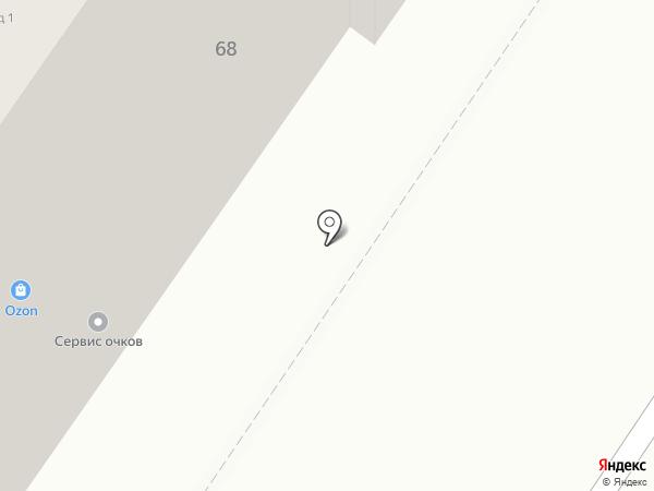 Альфа ChipSet на карте Тюмени