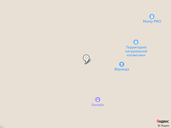Original street на карте Тюмени