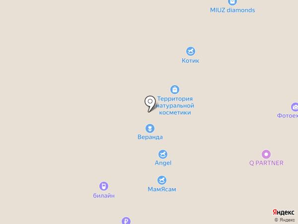 Fresh bar на карте Тюмени