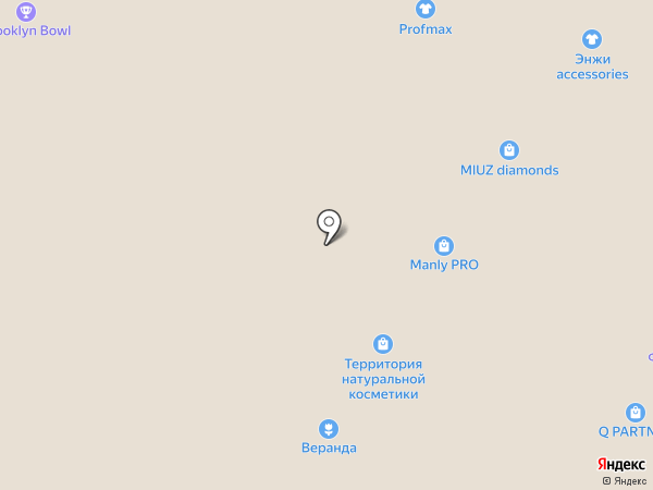 Vita на карте Тюмени