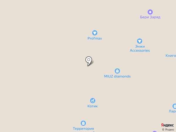 Московский ювелирный завод на карте Тюмени