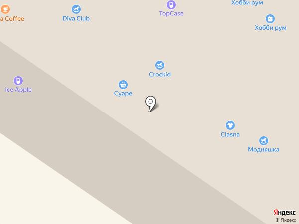 Baby room на карте Тюмени