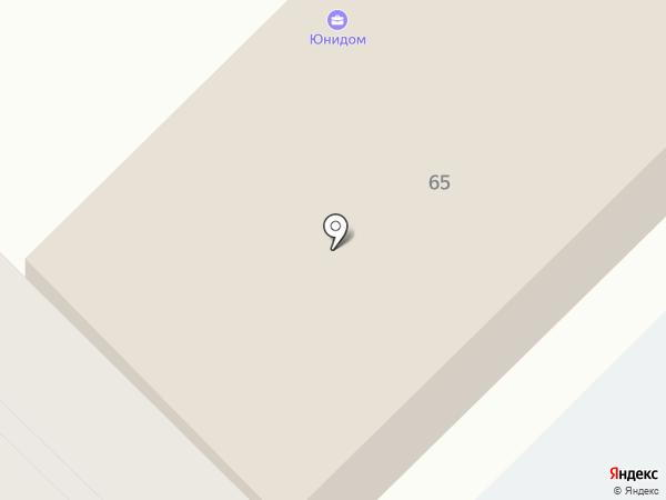 ЭнергоПрогресс на карте Тюмени