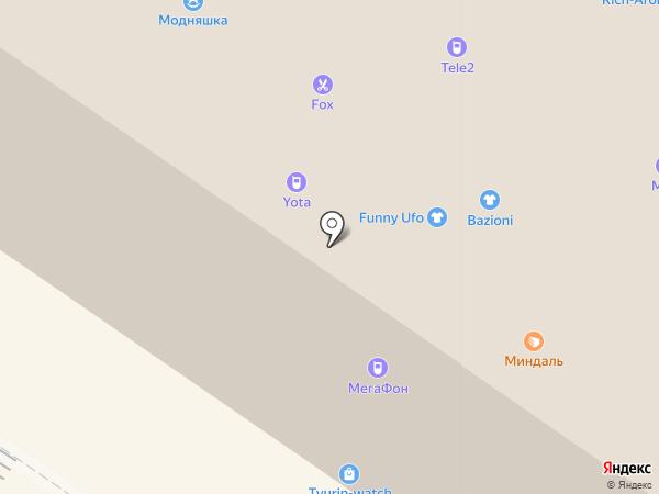 Я расту на карте Тюмени