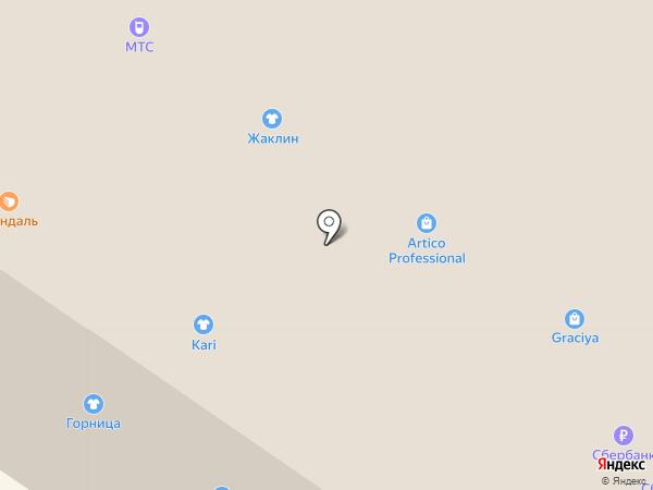 Graciya на карте Тюмени