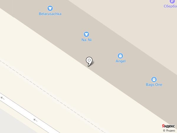 Подари-ка на карте Тюмени