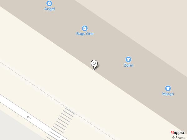 Zorin на карте Тюмени