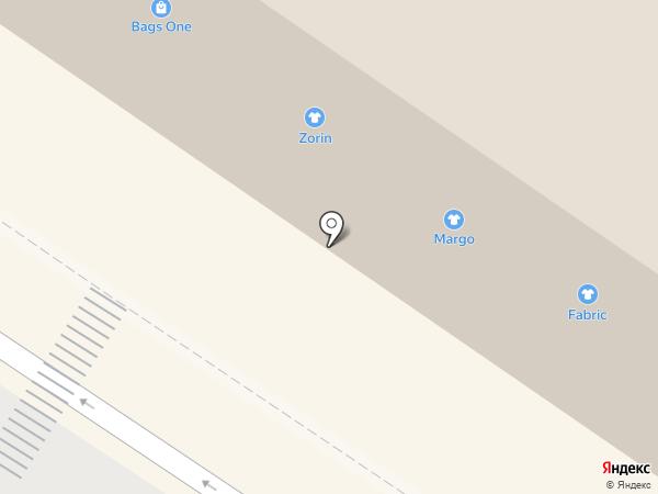 Margo на карте Тюмени