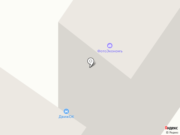 Сельский дворик на карте Тюмени