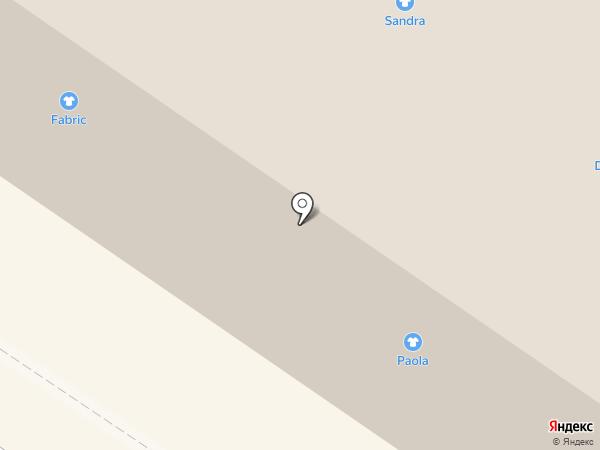 Родные узоры на карте Тюмени