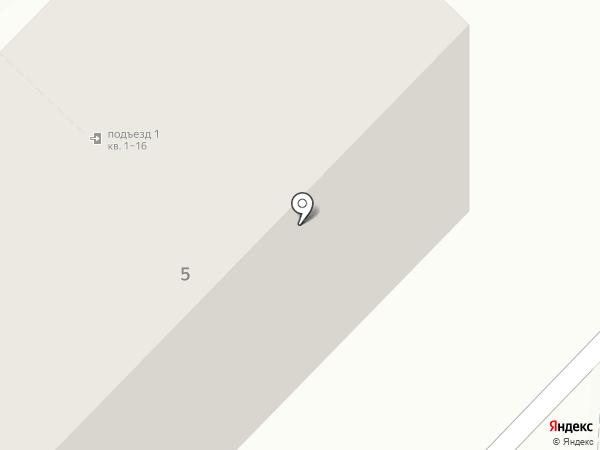 Фабрика Рекламы плюс на карте Тюмени