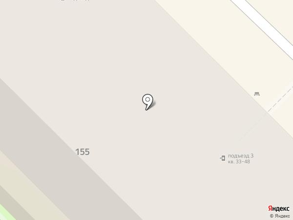 Престиж-Люкс на карте Тюмени