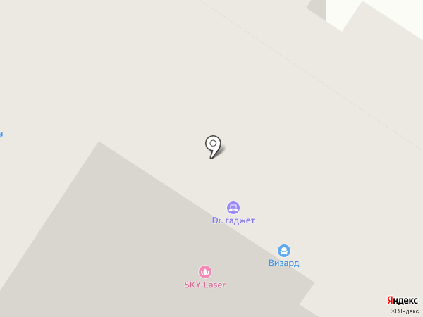ВЕнзель на карте Тюмени
