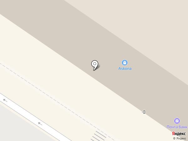 АРГО на карте Тюмени