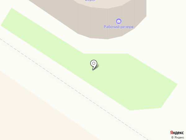 Добрая Воля на карте Тюмени