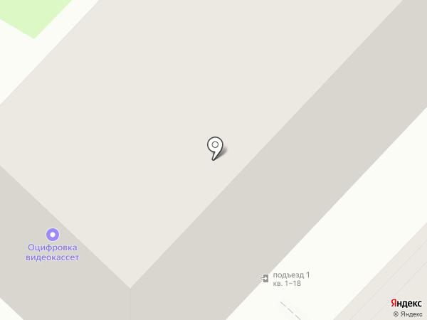 Дезконтроль72 на карте Тюмени